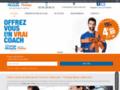 Coach sportifà Libercourt - Orange bleue