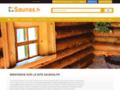 Détails : Vente de saunas sur internet, saunas.fr