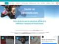Détails : Saut parachute Paris