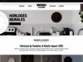 Seiko Clocks - Site Officiel - Vente en ligne d'horloges, pendules et réveils. Livraison gratuite et garantie de 2 ans. - Seiko Clocks