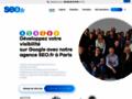 Agence SEO PARIS, référencement, création de sites web
