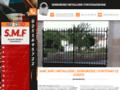 Détails : SMF, Entreprise de métallerie