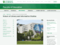 Details : School of Library and Information Studies