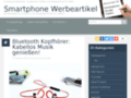 Smartphone Werbeartikel