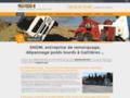SNDM, entreprise de remorquage, dépannage poids lourds à Gattières
