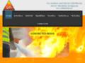 Détails : Société de protection incendie et extincteurs