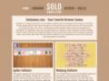 Details : Solo Games