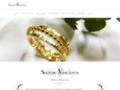 Sophie Mouleyre, créatrice de bijoux uniques et personnalisés.