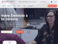 Détails : Votre Dentiste à St-Jérome | Centre Dentaire Sourire Concept
