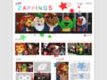 """""""Les Zappings"""" est spécialisée les prestations d'animations pour enfants à Toulouse et dans le 31."""
