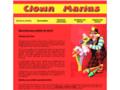 Spectacle pour enfants de clown avec Marius