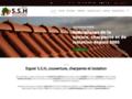 Voir la fiche détaillée : SSH rénovation artisan charpentier couvreur à Montauban
