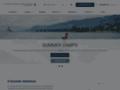 Voir la fiche détaillée : Camp de langues  dans les Alpes Suisse