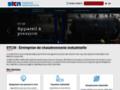 Détails : STCN, conception d'ensembles en chaudronnerie et tuyauterie industrielle au Nord