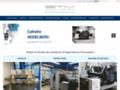 Détails : Machine d'imprimerie