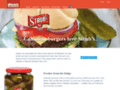 Details : Strub Pickles Recipes