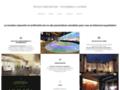 Voir la fiche détaillée : Conception d'éclairage intérieur et extérieur – Studio Deschamps