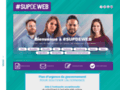 SUPDEWEB - l'école web et multimedia à l'international