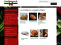 Boutique en ligne, surgelés italiens