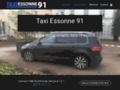 Voir la fiche détaillée : Taxi Essonne 91