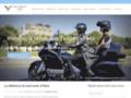 Détails : Taxi-motos Paris