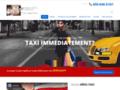 Taxi aéroport de Montréal