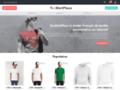 Détails : Vêtements personnalisés sur la boutique en ligne Teeshirtplace.com