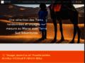 Détails : Vivez une belle aventure dans le désert avec terrasud !
