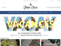 Voir la fiche détaillée : Toiles Chics, mobilier et accessoires de déco personnalisables