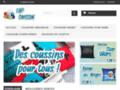 Voir la fiche détaillée : Votre boutique de coussins