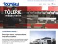 Détails : Toumetal - Tôlerie Industrielle - Découpe Laser - Pliage