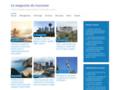 Voir la fiche détaillée : Votre guide touristique en ligne
