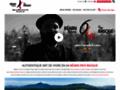 tourisme64.com Guide du tourisme en Béarn et dans le Pays Basque.