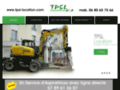 TPSL Location d'engins de chantier et BTP