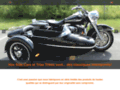 Transformation Harley-Davidson et Side-car