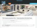 Détails : TVB:Entreprise de peinture Paris - Travaux de peinture Paris
