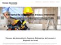 Entreprise de construction travaux renovation