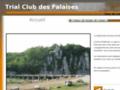 Détails : Trial Club des Falaises