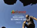 Voir la fiche détaillée : Tunnels de lave Réunion