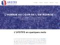 Détails : UFDTPE : l'humain au centre de l'entreprise