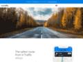 Détails : Avec V-traffic, consultez votre trafic info