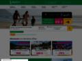 Voir la fiche détaillée : Location de vacances en mobil-home : Vacances Campings