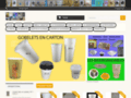 Vaisselle jetable économique - Vaisselle en plastique jetable