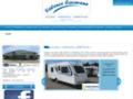 Camping-cars et caravanes autour de Valence (Drôme)