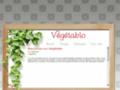 Détails : le tabeau végétal