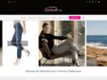 Voir la fiche détaillée : Boutique de vêtements griffés pour femme seulement