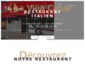 Détails : Restaurant italien réceptions et événements Les Mureaux - La Villa César