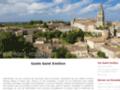 Voir la fiche détaillée : Visiter Saint-Emilion