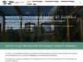 Voir la fiche détaillée : Vivre vert - Construire sa maison écologique
