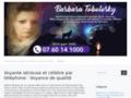 Voir la fiche détaillée : Barbara Tobolosky - Voyante sérieuse par téléphone